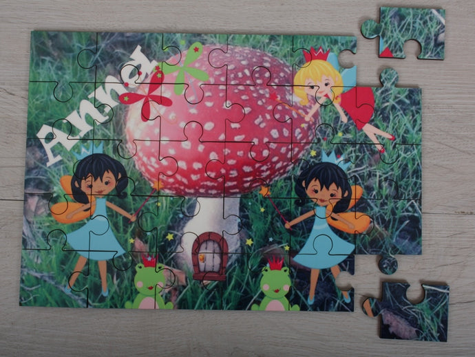 Fairyland jigsaw