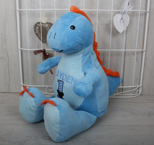 Monty The Personalised Dinosaur ** Out of Stock ***