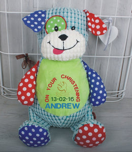 Barkeley Personalised Dog Teddy