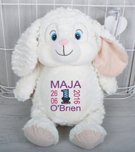 Oreo Personalised Bunny Teddy