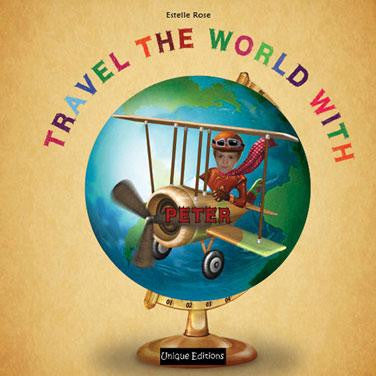 Travel the World Personalised Book