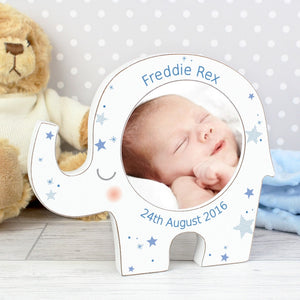 Stars Elephant Photo Frame