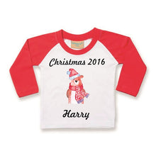 Christmas Bear Long Sleeve T-Shirt