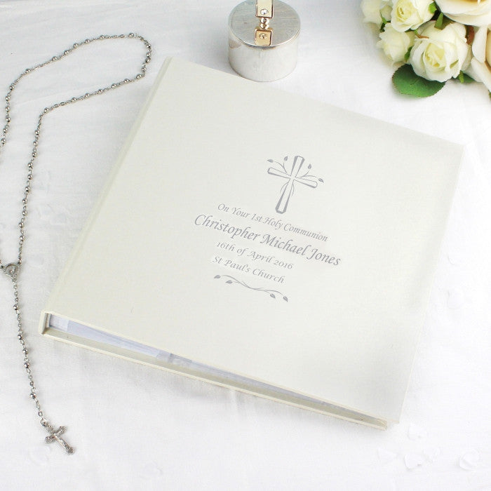 Silver Cross photo album