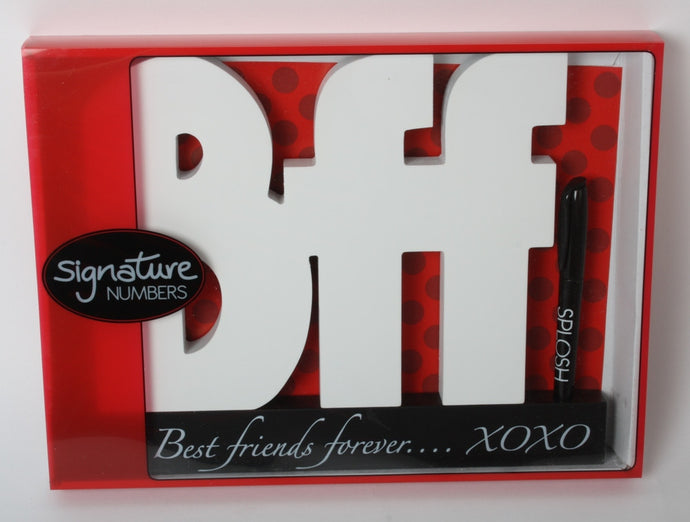 BFF signature frame