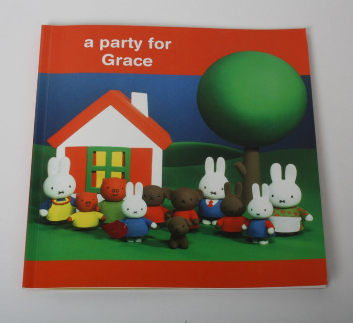 Miffy personalised book