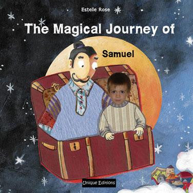 The Magical Journey of Personalised Book