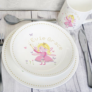 Garden Fairy breakfast set