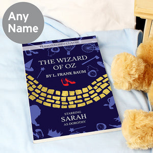 The Wizard of Oz personalised book