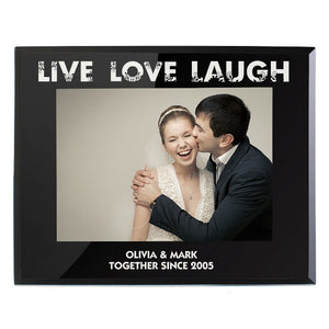 Live Love Laugh frame