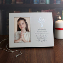 Cross Sentiments 4 x 6 light up frame