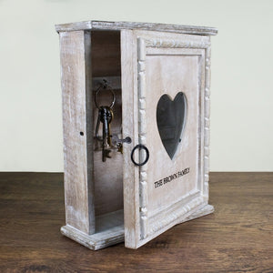 Rustic Home key box