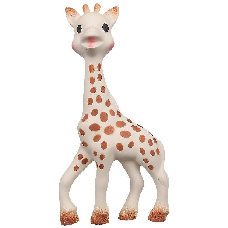 Sophie the Giraffe Natural Rubber Toy