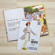 "Personalised Book ""The Wife"""