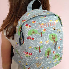 Woodland Mini Backpack