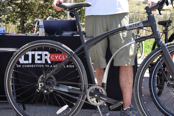 Veer converts Alter Cycle at Sea Otter Classic 2018