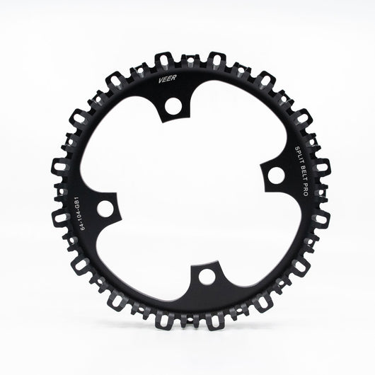 4-Bolt 104BCD Front Sprocket Replacement