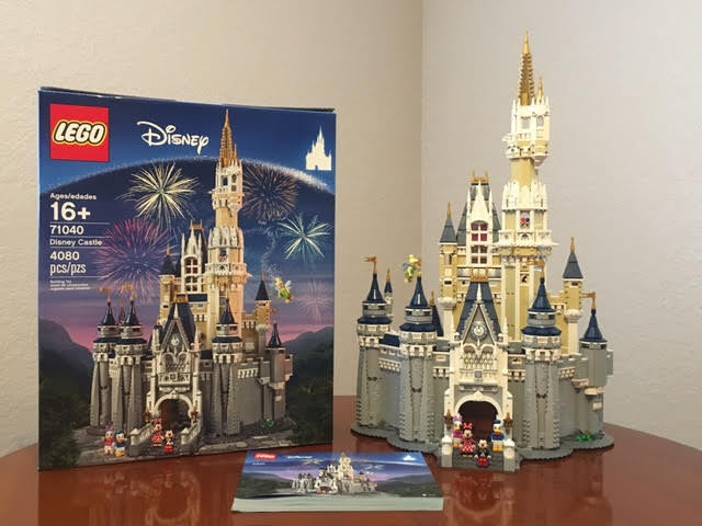 Lego Review: Disney Castle 71040 Released September 2016
