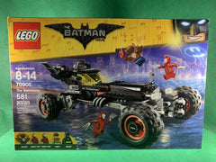 LEGO THE BATMAN MOVIE -- 70905 THE BATMOBILE : VEHICLE : BRAND NEW & SEALED MIB