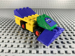 LEGO CLASSIC MCDONALDS -- 2045 GRIMACE RACE CAR : PROMOTIONAL HAPPY MEAL SET #5