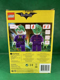 LEGO THE BATMAN MOVIE -- 9009341 THE JOKER ALARM CLOCK : BRAND NEW & SEALED MIB