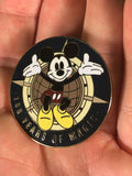 WALT DISNEY -- MICKEY MOUSE 100 YEARS OF MAGIC COMPASS TRADING PIN 6373