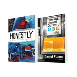 Book Set - Honestly & Upward, Inward, Outward - from Daniel Fusco