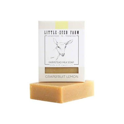 LITTLE SEED FAR GRAPEFRUIT-LEMON-FAC GRAPEFRUIT LEMON FACIAL & BODY - GRAPEFRUIT-LEMON-FAC-LITTLE SEED FAR