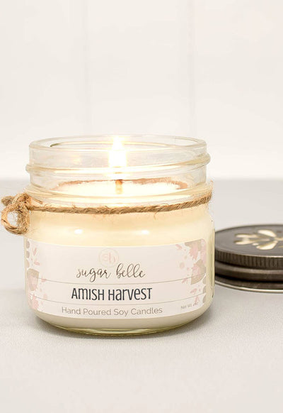 SUGAR BELLE AMISH-HARVEST-4OZ AMISH HARVEST 4OZ - AMISH-HARVEST-4OZ-SUGAR BELLE