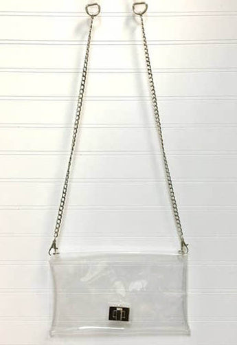 Kixters - Clear Stadium Crossbody Bag