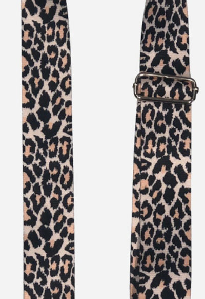 Ahdorned - Cheetah Bag Straps