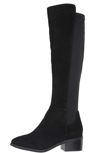 Blondo Canada Gallo - Waterproof Black Suede Tall Boot