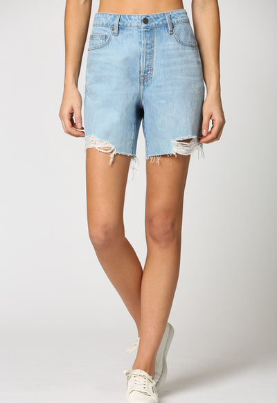 Hidden Jeans - Sofie Mom 90's Shorts Light Blue Denim