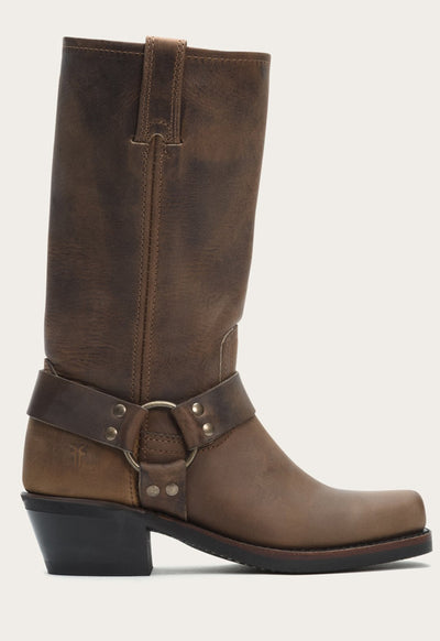Frye Boot Harness 12R - Tan Boot
