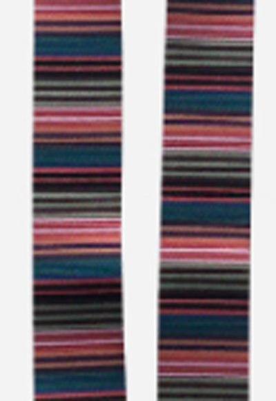 Ahdorned - Multi Horizontal Stripe Bag Straps