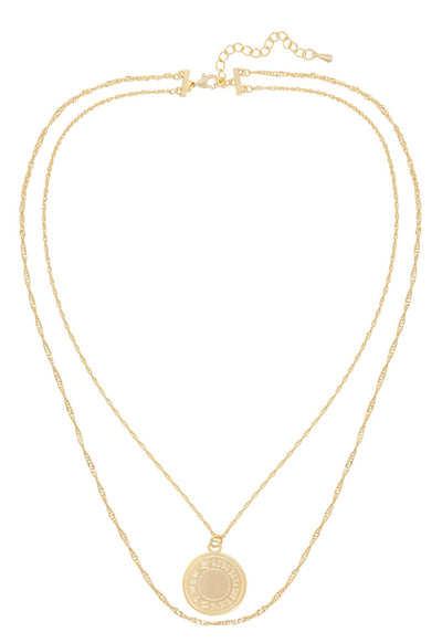 FIVE AND TWO B4-7-NASPG ASPEN NECKLACE - B4-7-NASPG-FIVE AND TWO