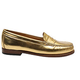Bass Wayfarer - Gold Loafer