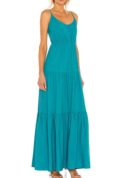 BB Dakota - Been So Long Dress True Teal