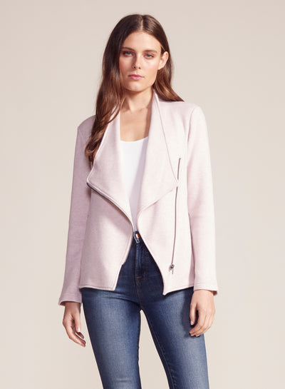 BB Dakota - Off The Clock Ivory Parchment Jacket