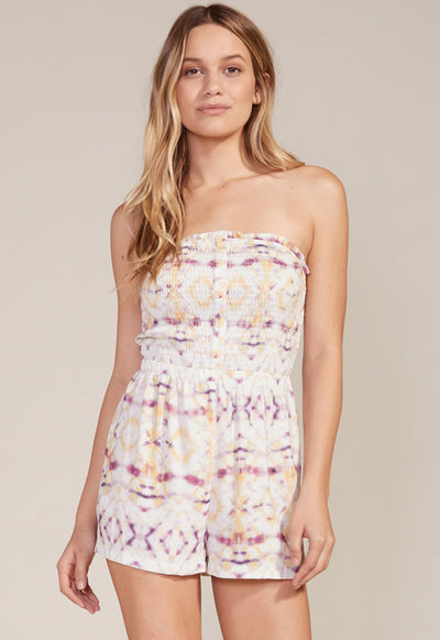 BB Dakota - Ivory Multi Day Trip Romper