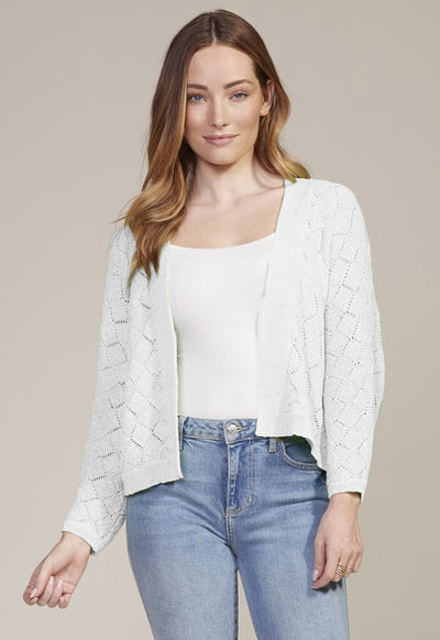 BB Dakota - Optic White Gimme Shelter Light Jacket
