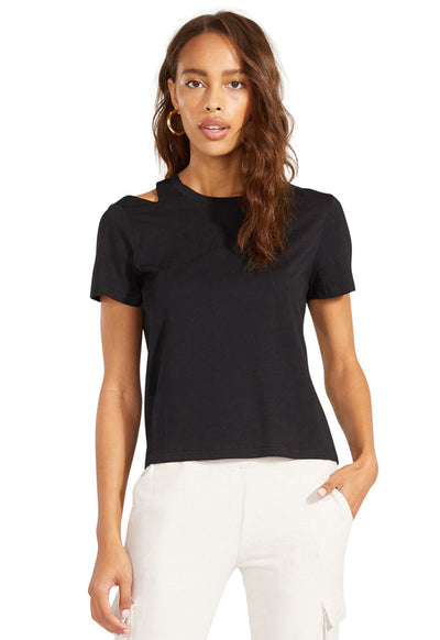 BB Dakota - Cut To The Chase Top Black