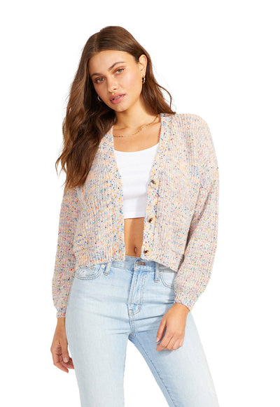 BB Dakota - Golden Hour Cardigan Sweater Multi