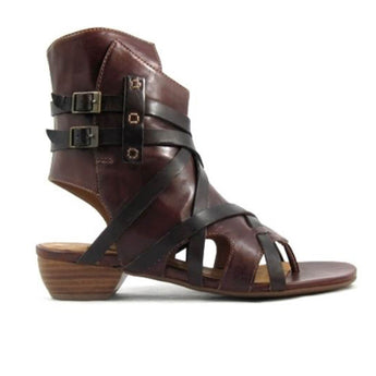 Everybody by BZ Moda Ella- Noce Brown Sandals