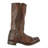 Frye Boot 77283-Maple Heath Brown Leather Boot