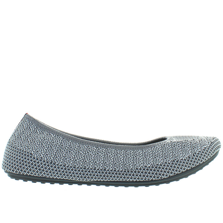 Adam Tucker Kaila - Grey Fly Knit Elasticized Skimmer