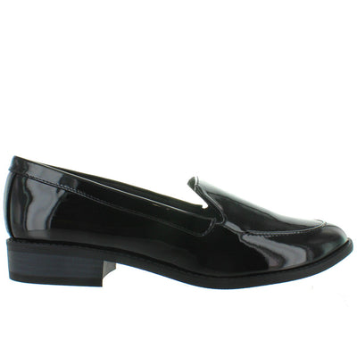 BC Layout - Black Patent Loafer
