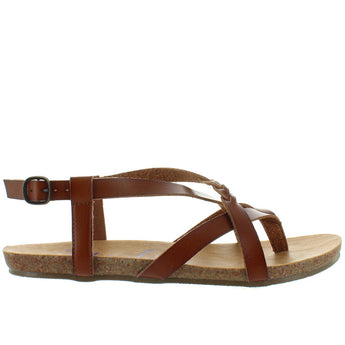Blowfish Granola - Scotch Strappy Footbed Sandal