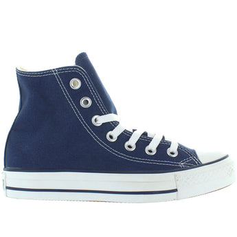 Converse All-Star Chuck Taylor Hi - Navy Canvas High-Top Sneaker