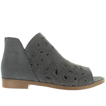 Coolway Nelia - Grey Fancy Cutout Sandal Bootie